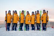 BAUHAUS ny huvudsponsor till svensk skicross