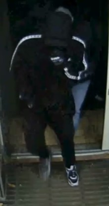 CCTV image released following robbery – Iver
