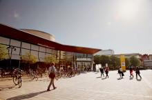 Pressinbjudan: Ny campusplan för Karlstads universitet