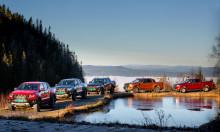 Ford Ranger er årets mest solgte pickup i Norge