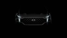 Nye Hyundai Santa Fe blir ladbar – kommer allerede om få måneder