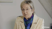 Om erhvervsrettet dannelse med Marianne Jelved