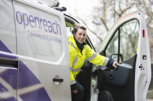 Openreach welcomes 31,000 employees