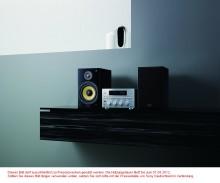 Die neuen Highend Micro-Systemanlagen der G-Serie von Sony: Exzellenter Klang und klassisches Design