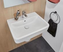 Trendstarkes Design im Markeneinstiegssegment– Badkollektion O.novo wird um neue, rechteckige Waschbecken erweitert