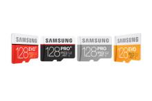 Samsung utökar minneskapaciteten för nya microSD-kortet PRO Plus