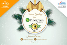 Season's Greetings from Finegreen Associates