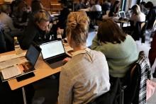 Event på Gazzværket: Tyske og danske gymnasieelever bygger bro i historien