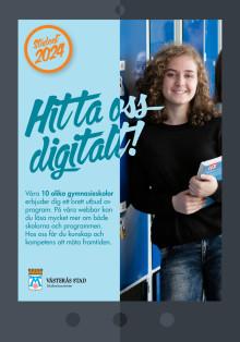 Hitta oss digitalt_Västerås stads kommunala gymnasieskolor