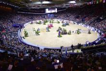 Gothenburg Horse Show 2016 - Starting lists Friday