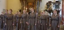 DR sender Fællessang fra Nivaagaards Malerisamling med Fredensborg Slotskirkes Pigekor