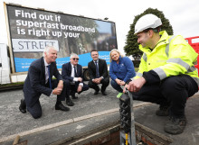Digital Scotland Superfast Broadband is Up your Street in Newmachar