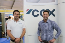 Cox Powertrain: Cox Names Seascape Marine Services as Distributor for South Africa and Sub Sahara