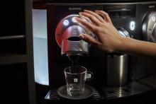 Premiumkaffe till alla resenärer på MTR Express