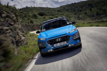 Hyundai lanserer KONA hybrid i Norge