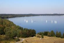 Spaß, Sport und Entspannung am Cospudener See: Leipzigs beliebte Freizeitoase wurde vor 20 Jahren eröffnet