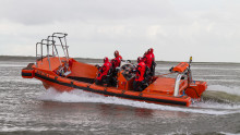 Safe Transfer Boats being developed