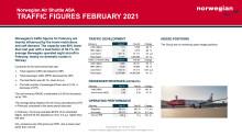 Traffic Report February 2021