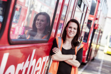 The wheels on the bus industry are turning fast, writes Sophie Moorby.
