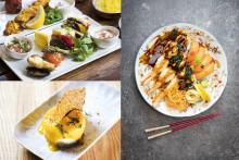 """""""Smaka på"""" RAW Sushi & Grill, RAWBATA och Tehran Grill"""