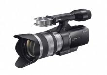 Aggiornamento gratuito del firmware per le videocamere NEX-VG10