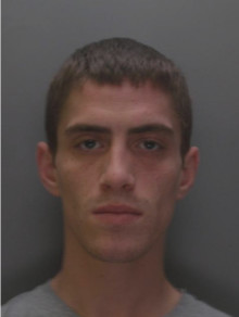 Wanted: Jonathon Gerard Derby