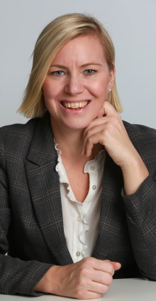 Hon blir VD för Clarion Collection Hotel Tapetfabriken