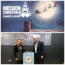 MissionChristmas launches TODAY! Finegreen are delighted to be supporting this wonderful cause!
