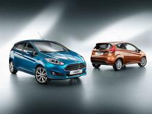Ford Fiesta den mest sålda småbilen i Europa – och Ford det näst största personbilsmärket