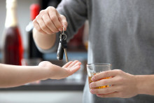 Four in 10 know someone who has driven over the limit