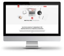 Ny hemsida för Aiai