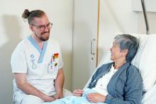 Nöjda patienter och god vård i Region Västerbotten