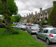 'Cold war' brews between neighbours over poor parking at home