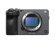 Nowa pełnoklatkowa kamera Sony FX3: filmowy wygląd obrazu i jeszcze większa funkcjonalność