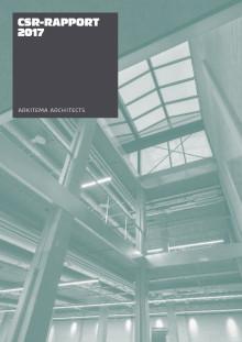 Arkitema Architects - CSR-rapport 2017