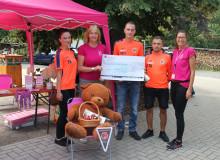 Leipziger FC 07 & SV Trebsen sammeln Spenden für Bärenherz