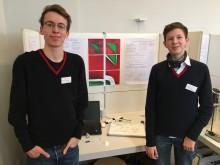 """Zwei Louisenlunder Schüler als Mathematik-Landessieger bei """"Jugend forscht"""""""