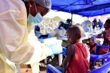 Fredspristagarens sjukhus gör sig redo att ta emot Ebola-patienter