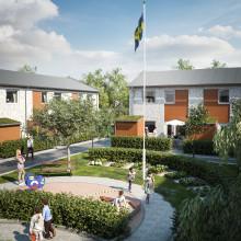 Hovås - Säljstarten av nya bostadsrätter har börjat!