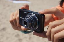 Nuevas Cyber-shot™ TX55 y WX30 de Sony con Zoom Clear Image hasta 10x a máxima resolución y modo artístico Picture Effect