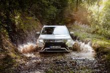 "Mitsubishi Outlander Plug-in Hybrid ist ""Allradauto des Jahres 2020"""