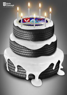 Tårta hos AutoConcept – igen!
