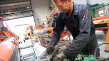Alsidig og sødygtig maskinmester ansvarlig for værkstedet