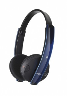 New Sony noise cancelling Bluetooth® headphones produce flawless wire free audio