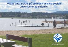 Svenska Livräddningssällskapet medverkar till att minimera och förhindra risken för smittspridning.
