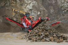 Sänk produktionskostnaden med sorteringskoncept för Landfill Mining
