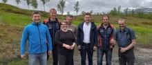 Stor gavetildeling til Valnesfjord fra Sparebank 1 Nord-Norge!