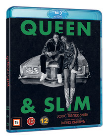 Daniel Kaluuya and Jodie Turner-Smith star in the hit film QUEEN & SLIM