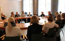 Ett möte mellan förskola och politik