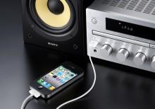 Un son raffiné et un style unique avec les microchaînes Hi-Fi « Takumi » série G